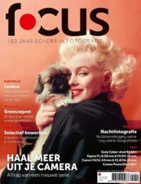 Focus Magazine fototijdschrift 1 2016 Cover