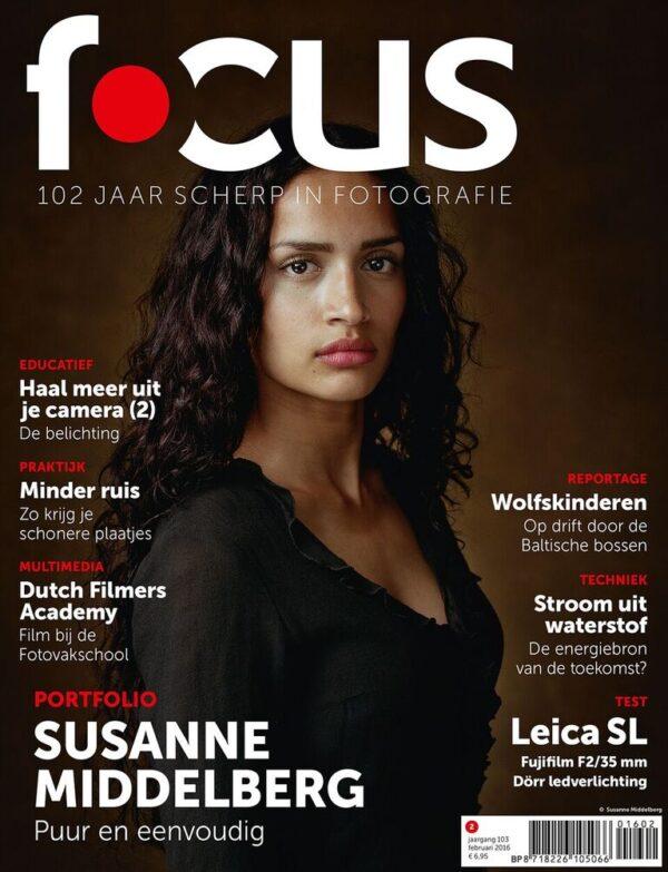 Focus Magazine fototijdschrift 2 2016 Cover