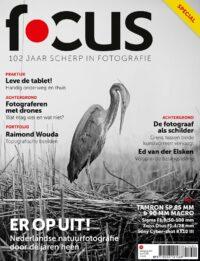 Focus Magazine fototijdschrift 6 2016 Cover