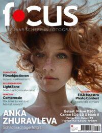 Focus Magazine fototijdschrift 7/8 2016 Cover