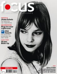 Focus Magazine fototijdschrift 9 2017 Cover