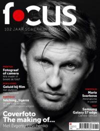 Focus Magazine fototijdschrift 10 2016 Cover
