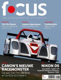 Focus Magazine fototijdschrift 5 2016 Cover
