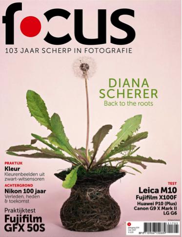 Focus Magazine fototijdschrift 5 2017 Cover