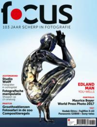 Focus Magazine fototijdschrift 4 2017 Cover