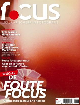 Focus Magazine fototijdschrift 6 2017 Cover