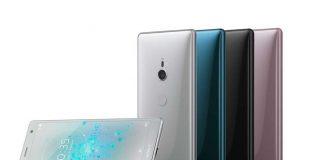 kleuren Sony Xperia XZ2