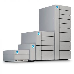 LaCie Rescue data recovery service 2Big Dock Family