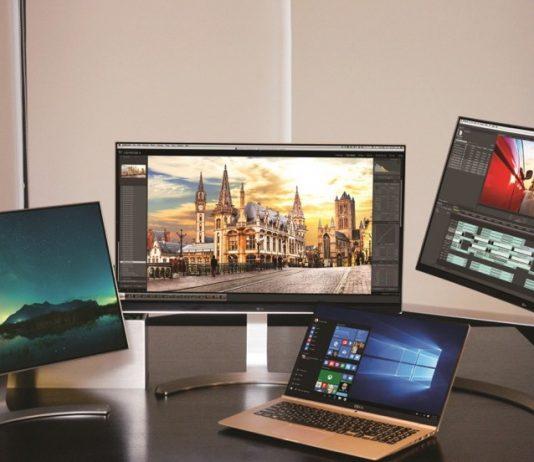 Een monitor voor beeldbewerking