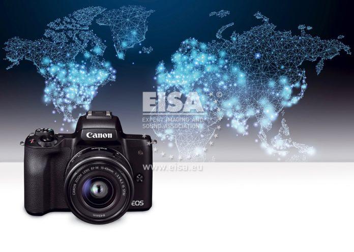 De EOS M50 is een kleine, lichte en betaalbare systeemcamera die een vergelijkbare beeldkwaliteit als de grotere Canon-camera's levert.