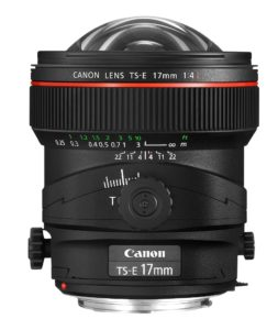 Canon 17 mm