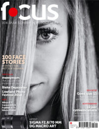 Focus Magazine fototijdschrift 11 2018 Cover