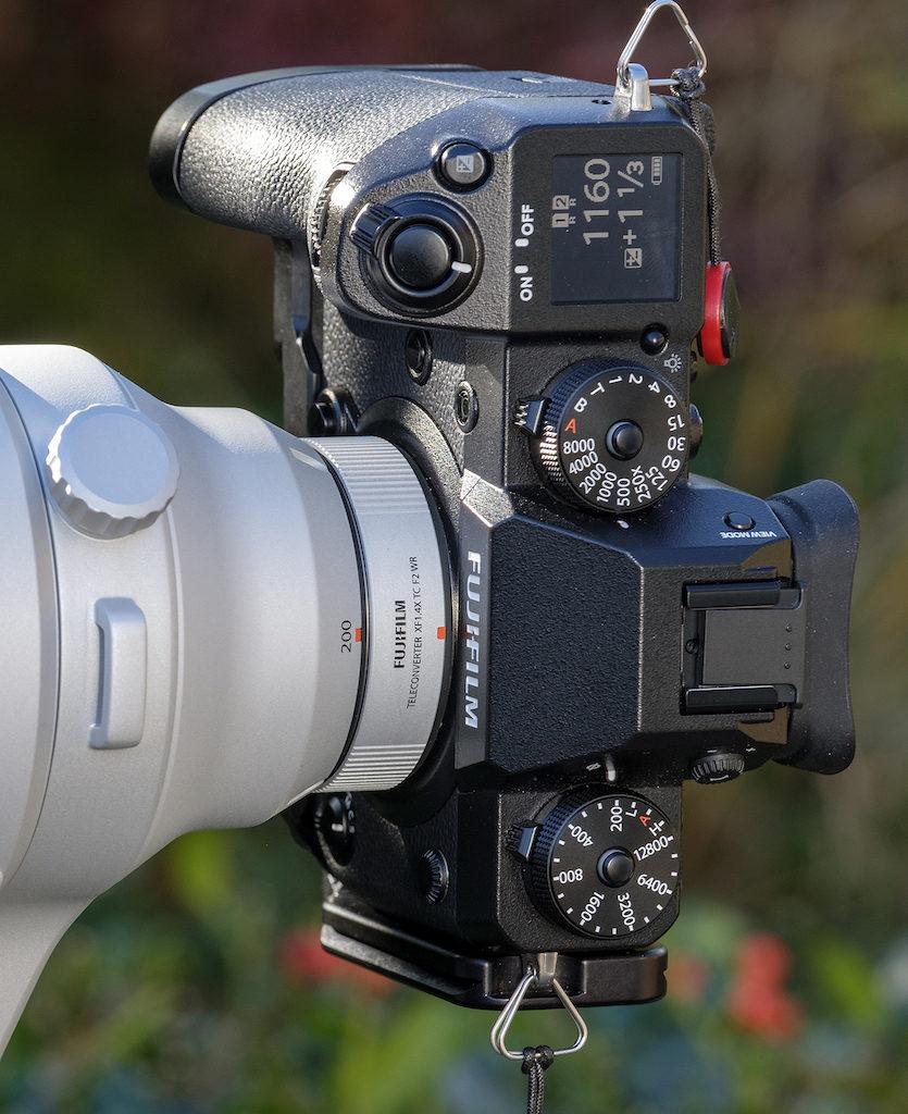 Fujifilm teleconverter