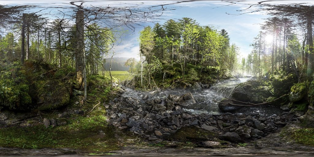 360 waterval