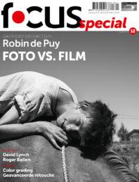Focus Magazine fototijdschrift 12 2018 Cover