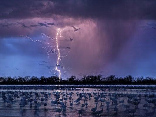 Kearny, Verenigde Staten. © Randy Olson