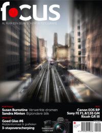 Focus Magazine fototijdschrift 4 2019 Cover