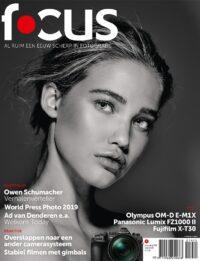 Focus Magazine fototijdschrift 5 2019 Cover