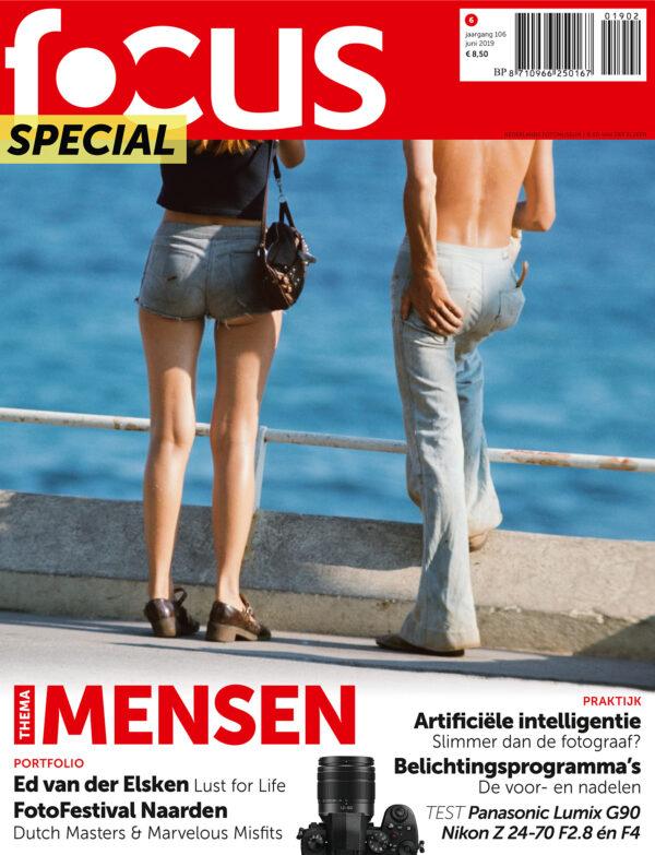 Focus Magazine fototijdschrift 6 2019 Cover