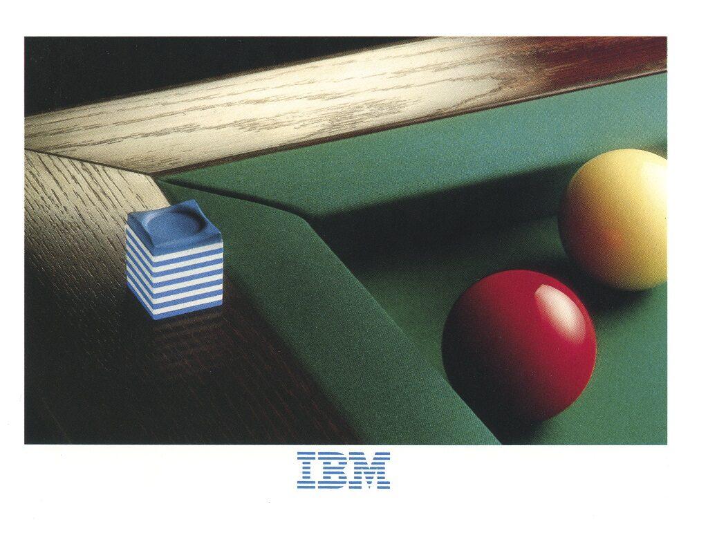 IBM Biljart