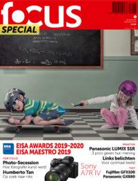 Focus Magazine fototijdschrift 9 2019 Cover