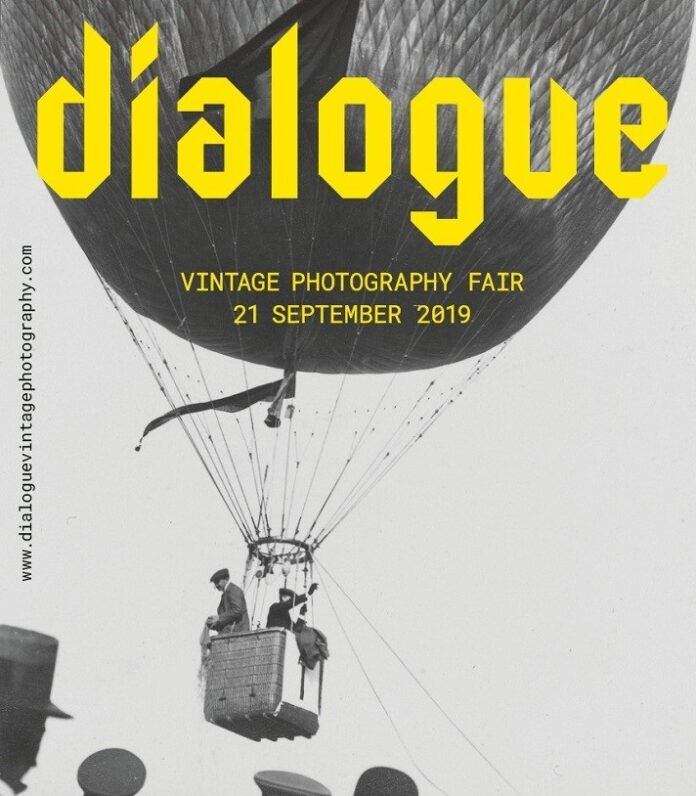 dialogue vintage photography