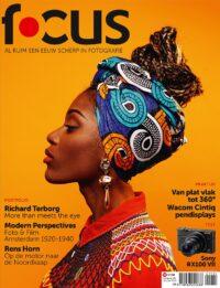 Focus Magazine fototijdschrift 10 2019 Cover