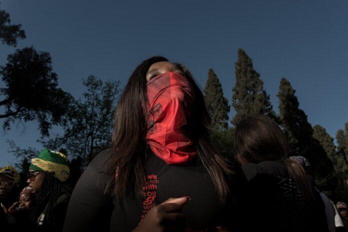 Gendergerelateerd geweld in Zuid-Afrika