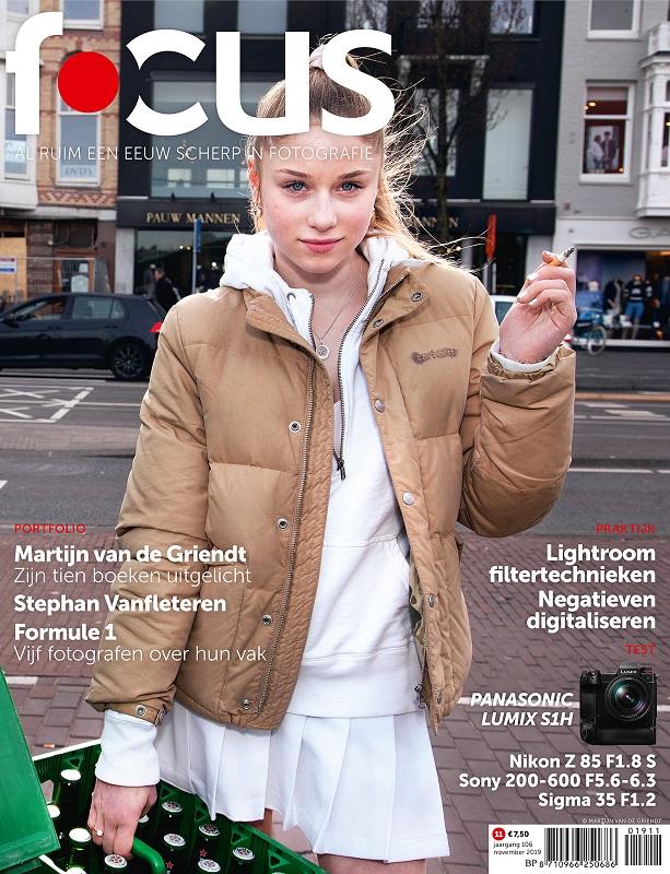 Focus Magazine fototijdschrift 11 2019 Cover