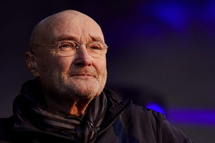 Phil Collins William Rutten