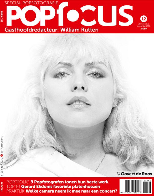 Focus Magazine fototijdschrift 12 2019 Cover