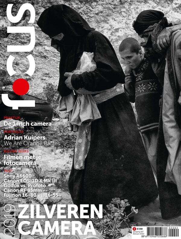 Focus Magazine fototijdschrift 2 2020 Cover
