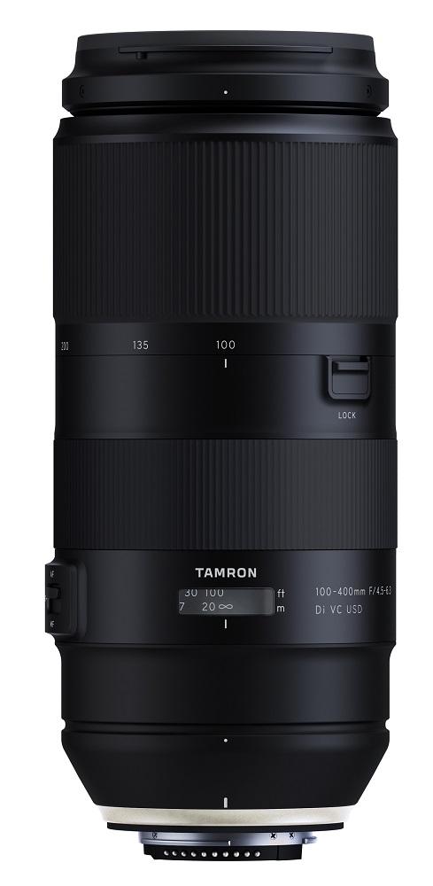 Tamron AF F4,5-6,3/100-400 mm