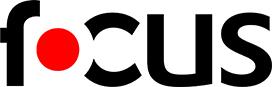 Logo Focus Magazine: tijdschrift over fotografie