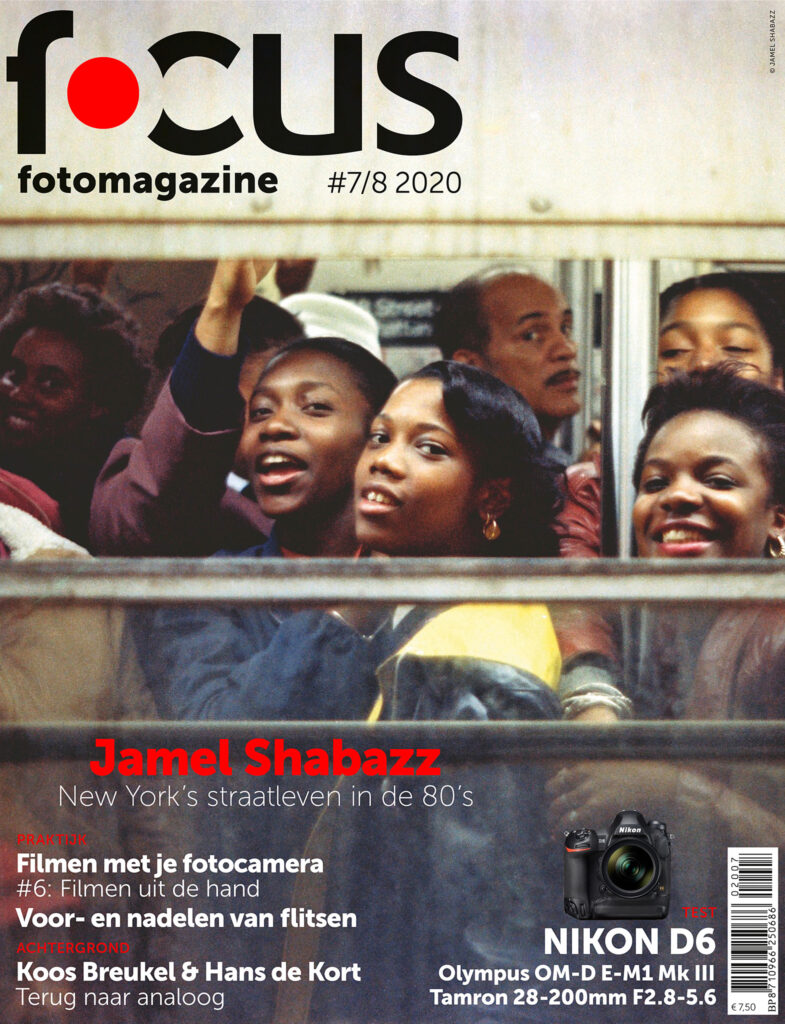 cover focus magazine 7-2020