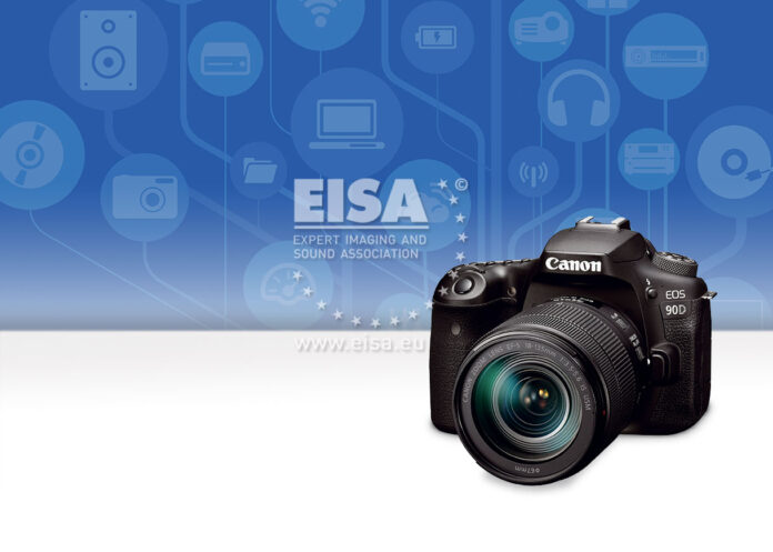 productafbeelding Canon EOS 90D