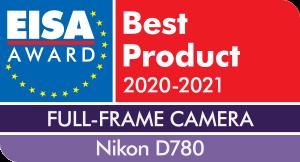 Eisa banner Nikon D780