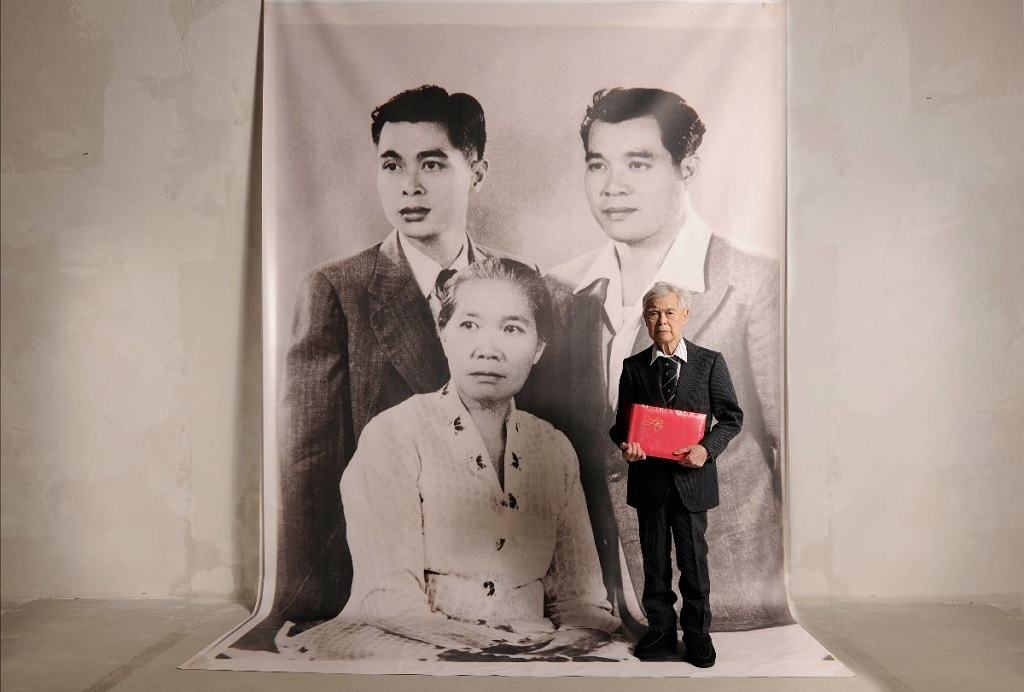 Family Portraits - the Asian Selection