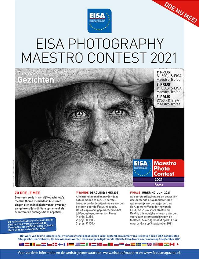 Eisa Photography Maestro Contest 2021