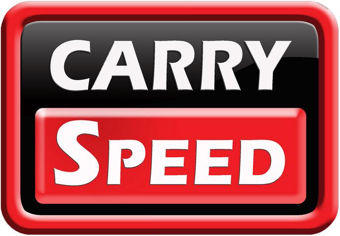 logo carry speed