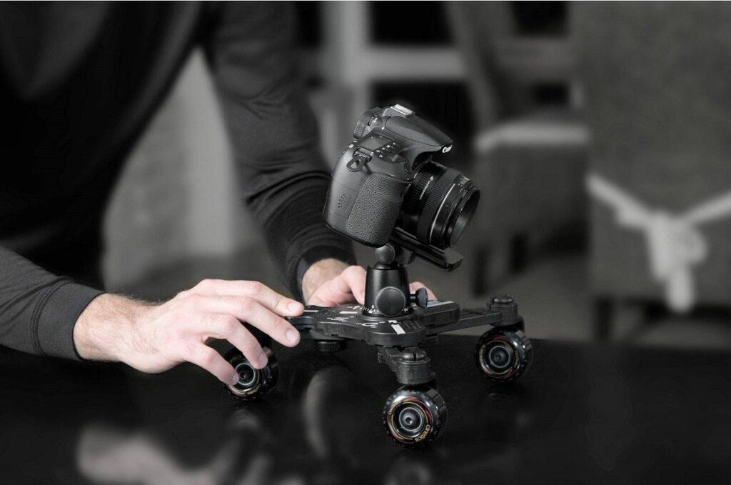 camerabewegingen